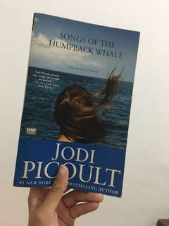 Jodi Picoult of the Humpback Whale #July70