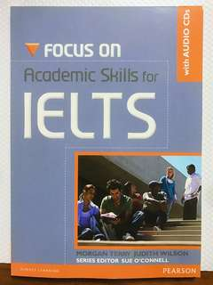 IELTS books with Audio CDs