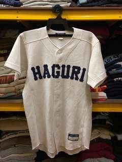 Haguri Baseball Jersey