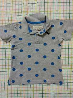 Polkadot Grey Top for Baby #EVERYTHING18