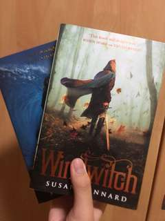Truthwitch and Windwitch