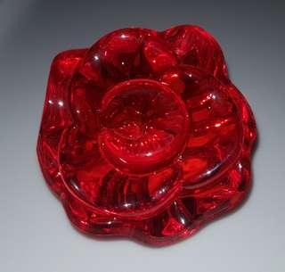 Crystal Figurine - Rose