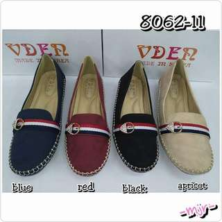 NEW ARRIVAL ! VDEN SHOES 📌KOREA MADE  💞SOLE : RUBBER ✨ Size 35-40 🌸 P1300