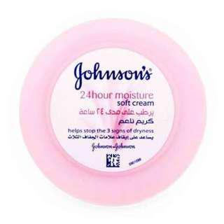Jhonson's 24hour moisture