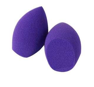 🚚 ❣️INSTOCK❣️Real Techniques, Miracle Mini Eraser Sponges, 2 Sponges