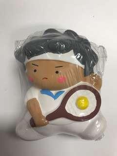 BN Sporty Tennis Girl Figurine