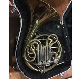 French horn double horn