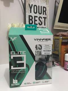 Vinnfier bluetooth headphone