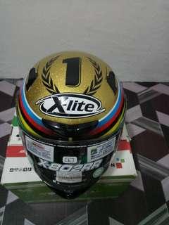 Helmet Xlite X802RR Danny Kent