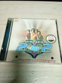 CD 2 by 2 the best of