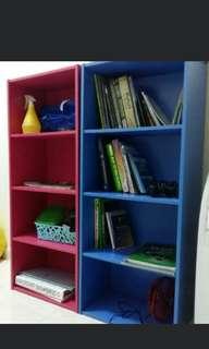 Bookshelf / rak buku