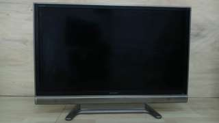 "Sharp Aqua 46"" Lcd tv made in japan"