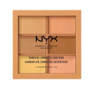 *Brand New* NYX Conceal Correct Contour Palette