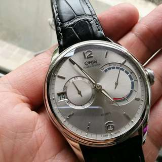 Oris artelier 10day power reserve