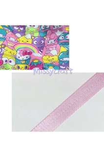 "1"" Light Pink Seatbelt Strap"