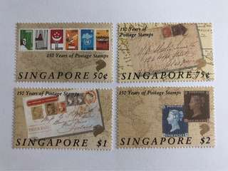 Singapore 1990 Postage stamps mnh