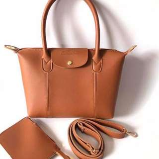 longchamp 2in1 bag