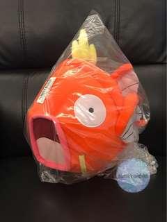 全新日本景品 寵物小精靈 鯉魚王公仔 Pokemon Magikarp