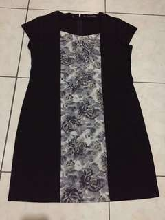 Plus size blouse and dress