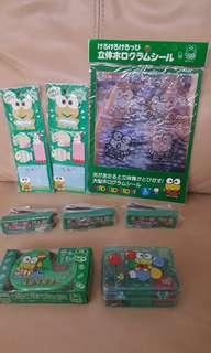 Sanrio Keroppi 青蛙仔物品