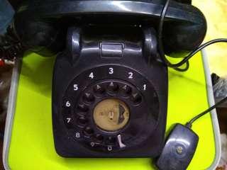 舊式 撥號電話 古董電話