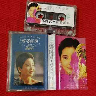 Cassette  邓丽君 卡带