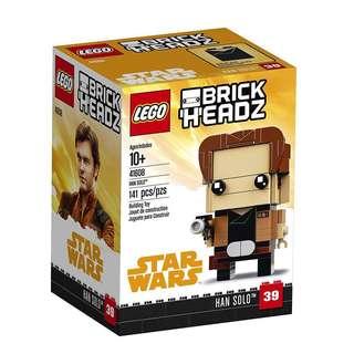 LEGO BrickHeadz Han Solo (Star Wars)