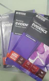 Evidence Law Books
