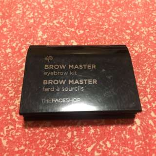 The Face Shop Brow Master 01