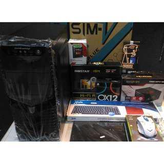 PC Gaming Editing AMD A6 6400K / RAM 4GB / VGA HD 8570 1GB