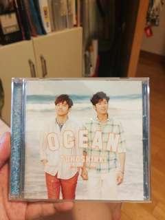東方神起 TVXQ tohoshinki 日版 single ocean