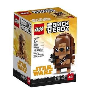 LEGO BrickHeadz Chewbacca (Star Wars)