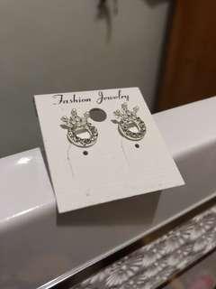 耳環 來至韓國