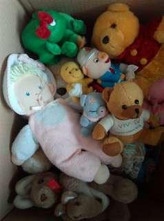 Blessing - Soft Toys
