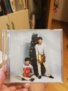 東方神起 TVXQ tohoshinki 日版 single Merry very Xmas