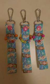 Handmade Lanyards/ bag tags/ pacifier clips