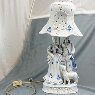 Porcelain Lamp