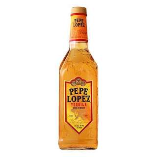 Pepe Lopez Premium Gold tequila 75cl