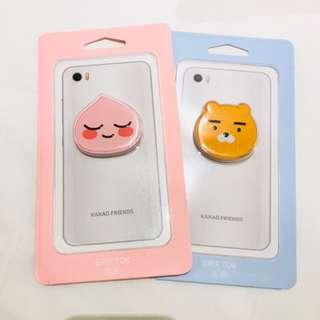 #韓國代購 #現貨 KR🇰🇷 KAKAO FRIENDS 手機托 HKD$180/1 ✨Apeach Ryan