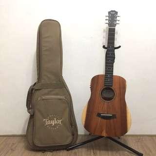 Taylor Baby Taylor BT-e Koa全相思木可插電旅行木吉他