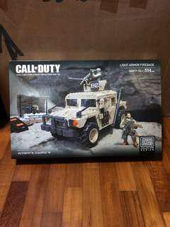 Mega Bloks Call of Duty Light Armor Firebase