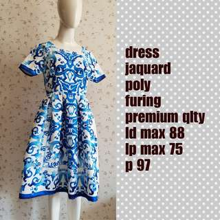 Sale porcelain dress