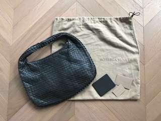 Bottega Veneta BV Classic Black Leather Bag 黑色上膊袋 SALE