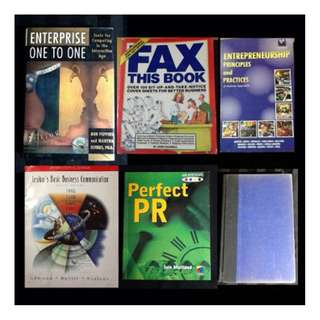 BOOK SELECTION: BUSINESS