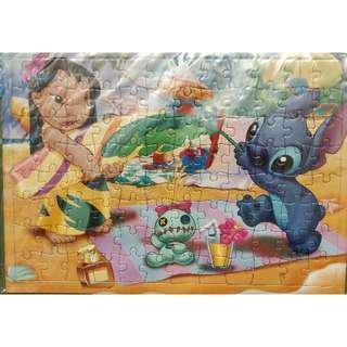 史迪仔拼圖 Stitch Puzzle