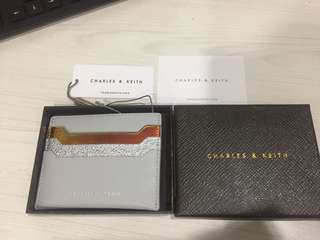 Charles & Keith Card Holder