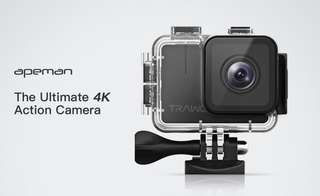 Trawo Action Cam