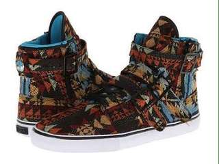 Authentic RADII Straight Jacket VLC High Top Sneakers