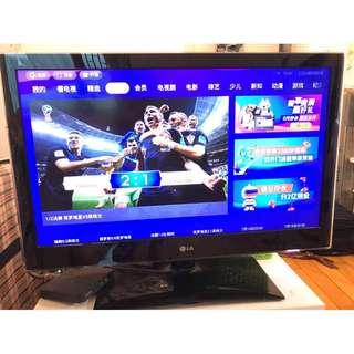 LG TV/free rice cooker/ 電視/送日本城新電飯煲