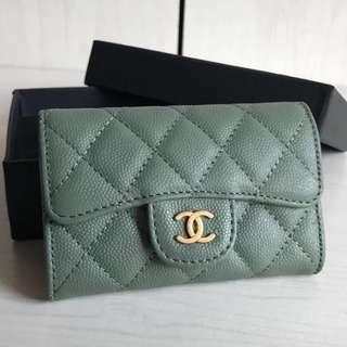Chanel Classic Card Holder Wallet